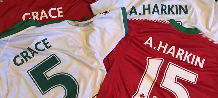buy popular 93a2d 433c5 Cliftonville Football Club » Har of Grace