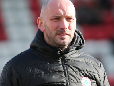 Cliftonville Football Club » Paddy McLaughlin