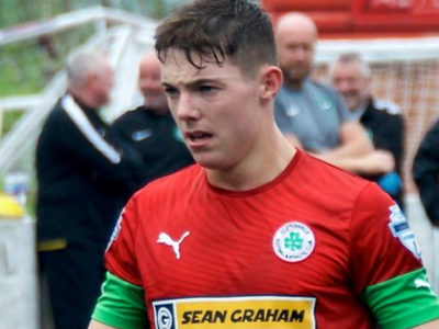 Cliftonville Football Club » Thomas Maguire