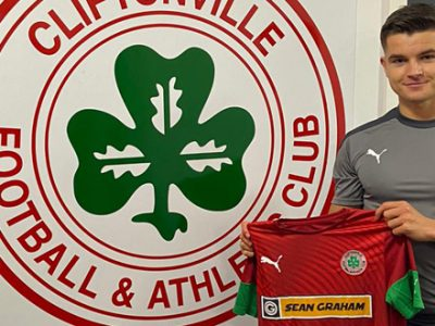 Cliftonville Football Club » Daire O'Connor