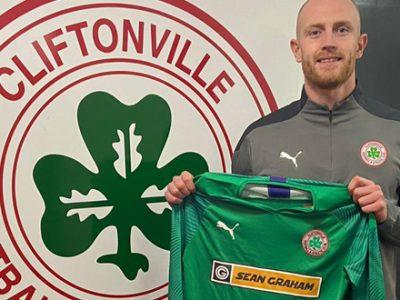 Cliftonville Football Club » Transfer